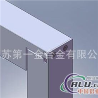 太陽能光伏組件鋁框架型材