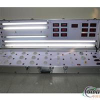 铝合金LED灯具展示箱,LED展示箱