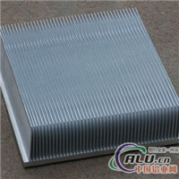 铲片式散热器-铝型材散热器