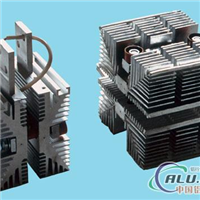 大功率可控硅用散热器