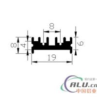 型材散热器-插片散热器-散热器