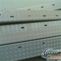 防滑花纹铝板  铝板加工