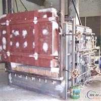 燃气室式锻造炉
