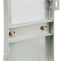 2.0mm冲孔白色铝单板