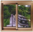断桥隔热门窗型材佰亿铝业