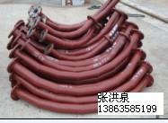 陶瓷耐磨弯头 陶瓷耐磨管