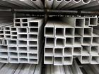 铝合金方管   6063铝管  6063铝方管