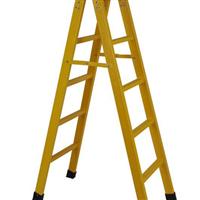 绝缘人字梯 合页梯 双面梯 玻璃钢梯