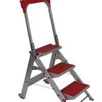 创乾牌美国小巨人梯 宽踏板