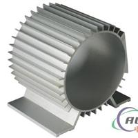 優質鋁質散熱器電機殼馬達殼