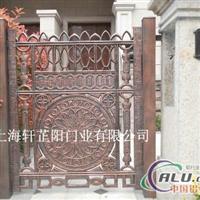 销售铸铝门,铸铝围栏,铸铝装饰件