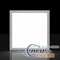 散热器面板灯型材、LED面板铝型材