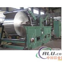 鋁帶分切機1450型雙軸鋁帶分條機