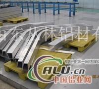 山东铝型材畏弯加工