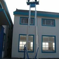 铝合金四立柱升降机