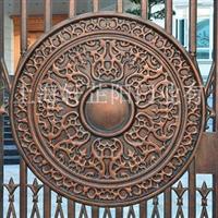 永不生锈的门-铸铝门-轩芷阳门业