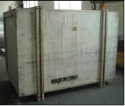 涂層壓花鋁箔出口包裝箱
