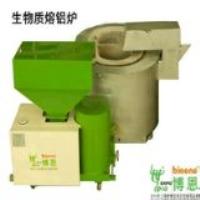 生物质熔铝炉立省30-60%成本!