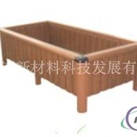实体厂家供应环保花坛 金属仿木型材