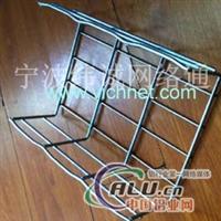 UL认证网格桥架铝合金线缆固定器