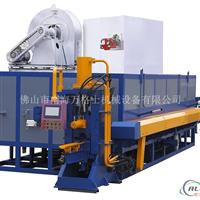 供应广东地区铝棒加热炉£¬热处理炉£¬万格士机械设备