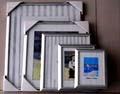 橱柜移门型材,铝制品相框型材