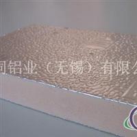 酚醛板應用涂層鋁箔