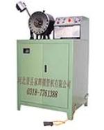 扣压机,维修厂用的油管扣压机