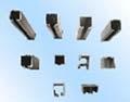 检测仪器铝配件,黑板铝边条