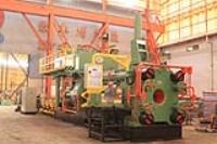1800吨铝材挤压机