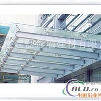 专业铝板雨棚玻璃雨棚制作安装