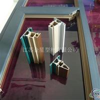 亚洲首创-铝木塑复合门窗型材
