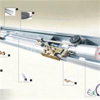 自动门轨道、感应门铝合金轨道