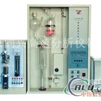 铝材碳硫分析仪器