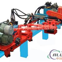 铝材滑出台牵引机设备铝材牵引机