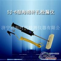 SJ-6湿海绵裂痕检漏仪