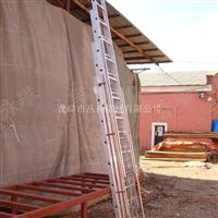 铝合金登梯型材