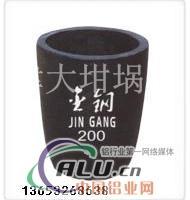 高质量100公斤熔铜石墨坩埚价格