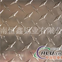 山東生產3003防滑鋁板 1060五條花紋板,山東供應商優選濟南恒鑫鋁業有限公司