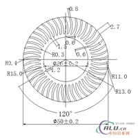 铝铸件铝方管