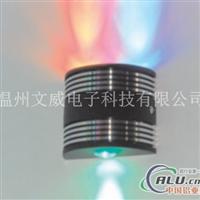 文威LED 2/3W壁灯