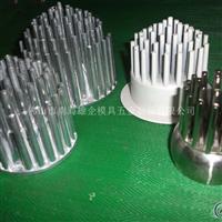 铝合金压铸件加工灯饰模具散热器