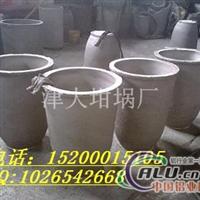 40公斤级碳化硅石墨坩埚