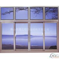 铝合金推拉窗型材生产厂家