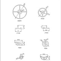 其他工业材系列 艺华工业材系列