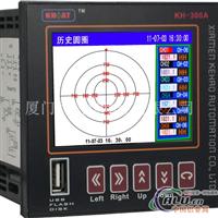 小型控制彩色無紙記錄儀