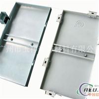 2.0cm白色氟碳铝单板