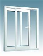 76系列铝合金推拉窗型材