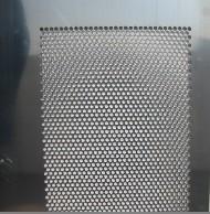 专业加工冲孔铝板