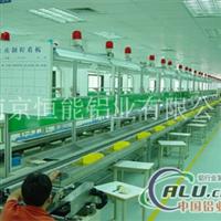 铝型材流水线输送系统输送系统